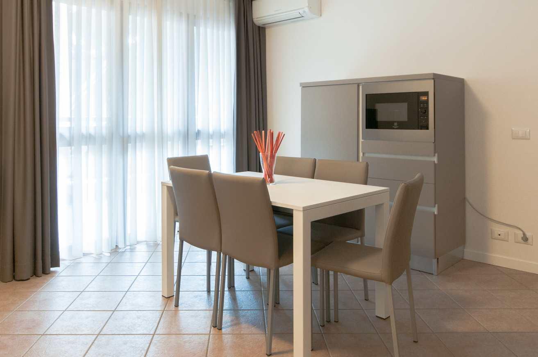 Foto Soggiorno - Residence Vacanze Milano Marittima - Appartamento Vacanze - Trilocale 205