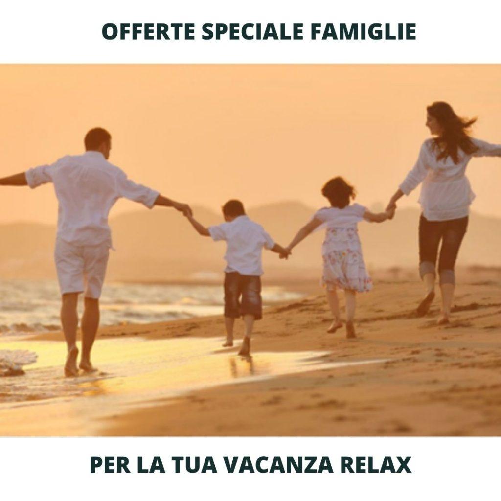 Offerta residence per famiglie a Milano Marittima