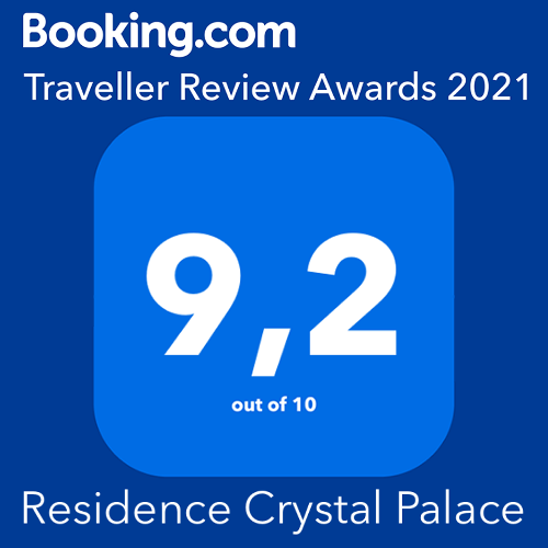 miglior residence su booking in romagna milano marittima Crystal Palace